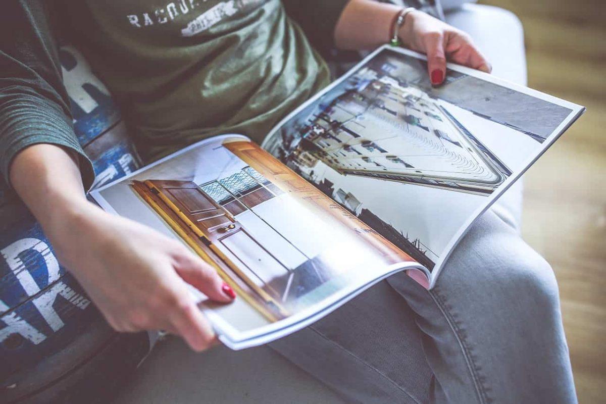 6 conseils de conception de magazines pour les debutants